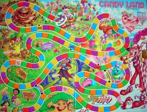 Online Candy Land