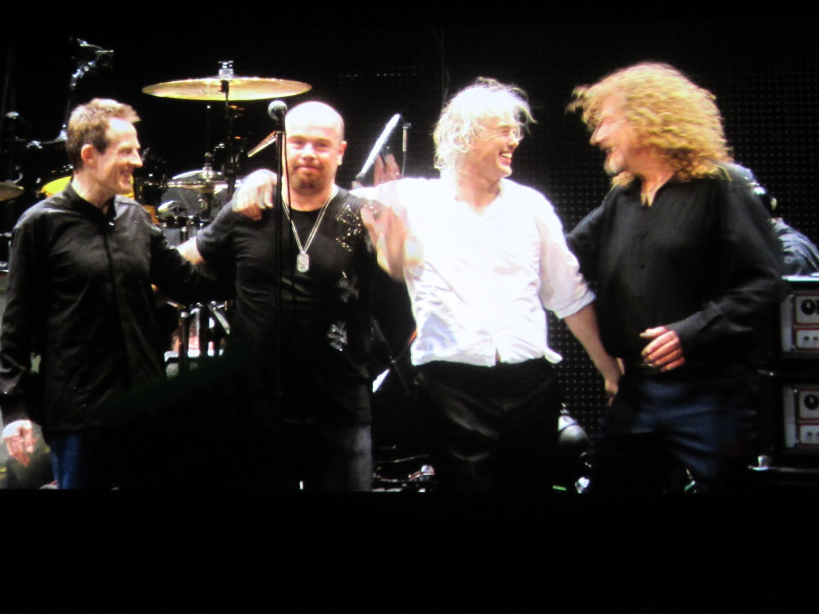 Led zeppelins 2007 reunion concert @ o2 in london to be released on dvd on nov 19 2012