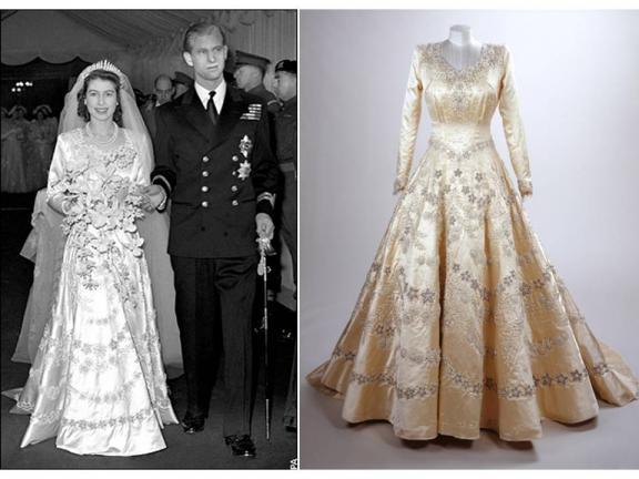 свадебное платье, горный хрусталь