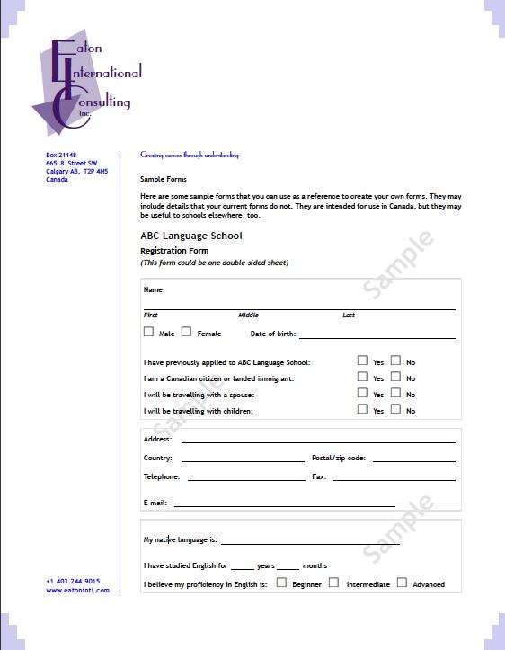 pre registration contracts essay